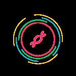 Geneaccount logo ilman tekstiä